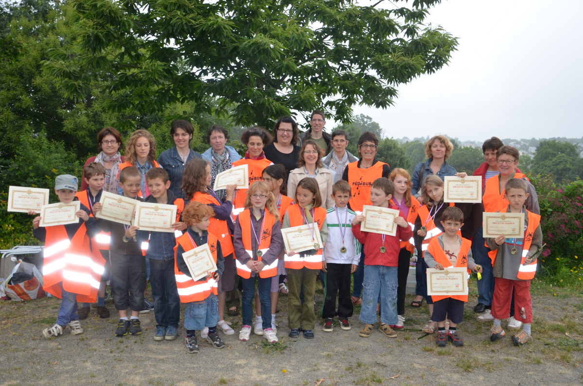 Enfants & Accompagnateurs du pédibus